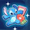 DisneyTsumTsum Pins Stitch's Cousin Frenzy! Platinum.png