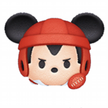 Rugby Mickey (Charm)