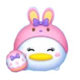 Easter Daisy (Charm)