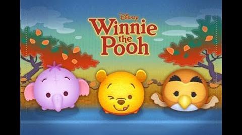Disney Tsum Tsum - Happy Pooh