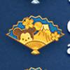 DisneyTsumTsum Pins Japan Trip! Gold.png