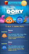 DisneyTsumTsum LuckyTime International NemoDory Screen 201708