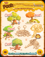Pooh's Hunny Festival 4 Cleared