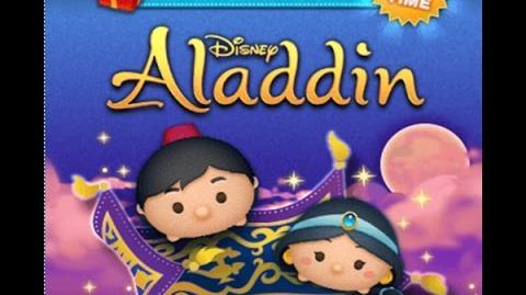Disney Tsum Tsum - Jasmine