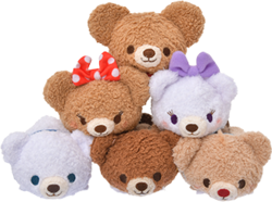 DisneyTsumTsum PlushSet UniBEARsity jpn 2016 Mini 8.png