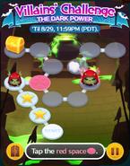 Villains' Challenge 2019 Door3 map 2