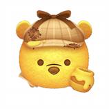 Detective Pooh (Charm)