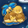 DisneyTsumTsum Pins Kingdom Hearts Gold.png