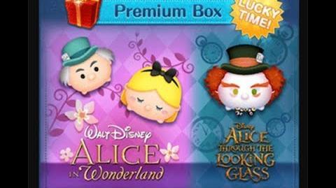Disney Tsum Tsum - Wonderland Alice