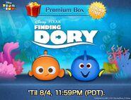 DisneyTsumTsum LuckyTime International NemoDory LineAd 201708