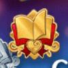 DisneyTsumTsum Pins Disney Storybooks Romantic Gold.png