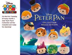 DisneyTsumTsum PlushSet PeterPan Mini Banner 2015.jpg