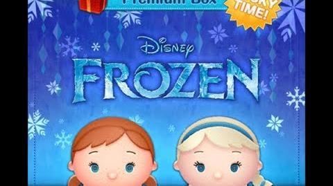 Disney Tsum Tsum - Young Anna