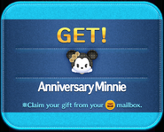 MA Film Collection Anniversary Minnie GET!