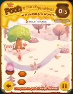 Pooh's Hunny Festival Card 3