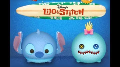 Disney Tsum Tsum - Scrump