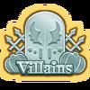 DisneyTsumTsum Pins Japan VillainsOctober2016 Silver.png