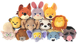 DisneyTsumTsum PlushSet Zootopia jpn 2016 Mini.jpg