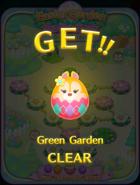 Easter Garden Green Garden CLEAR