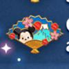 DisneyTsumTsum Pins Japan Trip! Platinum.png