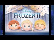 Disney Tsum Tsum - Travel Elsa (Skill 1)