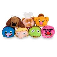 DisneyTsumTsum PlushSet Muppets 2016 Mini