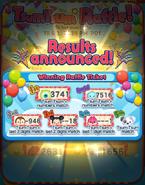 May 2021 Tsum Tsum Raffle! Results announced!