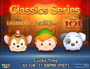 LuckyTime Timothy,PeterPan&Patch