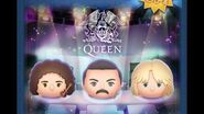 Disney Tsum Tsum - Freddie Mercury (JP ver) フレディマーキュリー