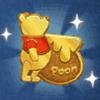 DisneyTsumTsum Pins Pooh's Hunny Festival Gold.png