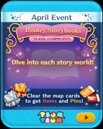 Disney Storybooks event HtP