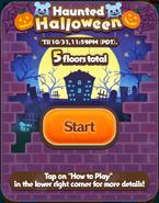 Haunted Halloween Start