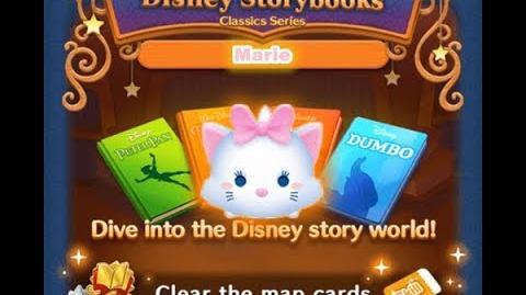 Disney Tsum Tsum - Marie (Disney Story Books - Lady and the Tramp 18)