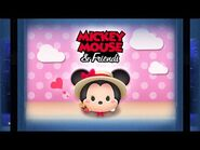 Disney Tsum Tsum - Outing Minnie (JP ver) おでかけミニー