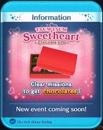 Tsum Tsum Sweetheart event coming soon