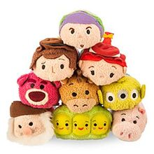 DisneyTsumTsum PlushSet ToyStory Mini 2015.jpg