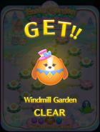 Easter Garden Windmill Garden CLEAR
