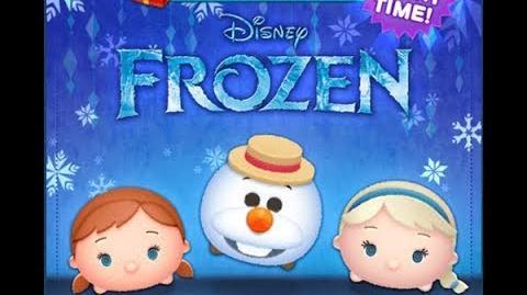 Disney Tsum Tsum - Summer Olaf