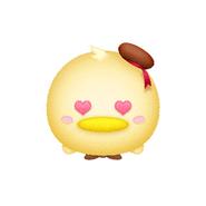 Donald Heart-Eyed
