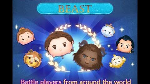 Disney Tsum Tsum - Beast (Beauty and the Beast Score Challenge)