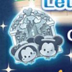 DisneyTsumTsum Pins Theme Park Silver