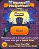 Haunted Halloween Bonus Card Start