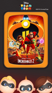 Incredibles 2 Puzzles Card 6 picture
