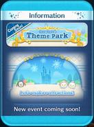 Tsum Tsum Theme Park event coming soon!