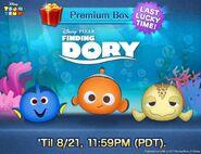 DisneyTsumTsum LuckyTime International DoryNemoCrush Final LineAd 201708