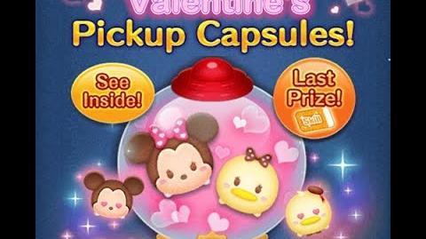 Disney Tsum Tsum - Valentine Daisy