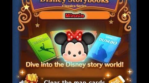 Disney Tsum Tsum - Minnie (Disney Story Books - Dumbo 18)