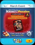 Incredibles 2 Puzzles HtP