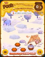 Pooh's Hunny Festival Card 6
