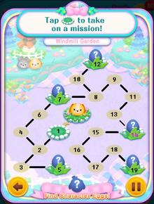 Easter Garden Windmill Garden map.png